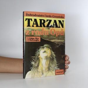 náhled knihy - Tarzan z rodu Opů