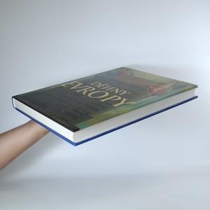 antikvární kniha Dějiny Evropy, 2005