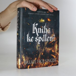 náhled knihy - Kniha ke spálení