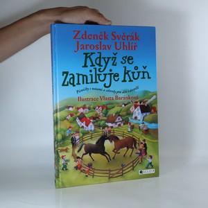 náhled knihy - Když se zamiluje kůň. Písničky s notami a akordy pro děti i dospělé