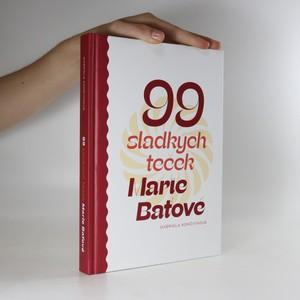 náhled knihy - 99 sladkých teček Marie Baťové