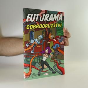 náhled knihy - Futurama dobrodružství