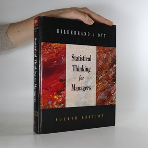 náhled knihy - Statistical thinking for managers
