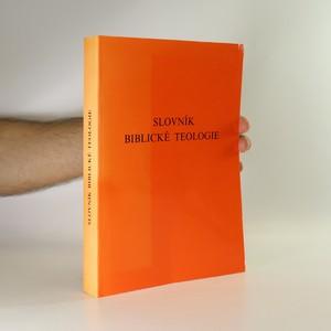 náhled knihy - Slovník biblické teologie