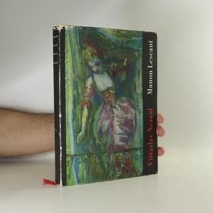 náhled knihy - Manon Lescaut. Hra o sedmi obrazech podle románu abbé Prévosta