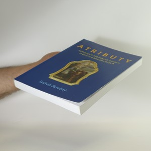 antikvární kniha Atributy vybraných biblických postav, světců a blahoslavených, 1996