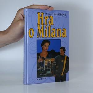 náhled knihy - Hra o Milana