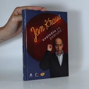 náhled knihy - Uvolněte se, podruhé...
