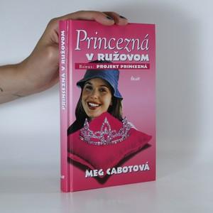 náhled knihy - Princezná v ružovom. Projekt princezná