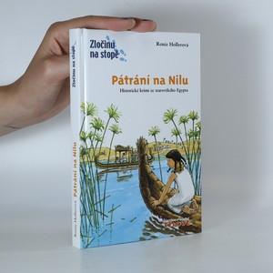 náhled knihy - Pátrání na Nilu. Historické krimi ze starověkého Egypta