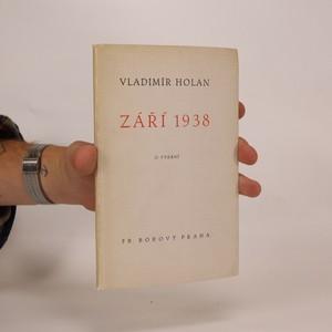 náhled knihy - Září 1938
