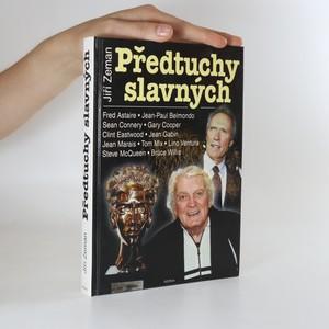 náhled knihy - Předtuchy slavných