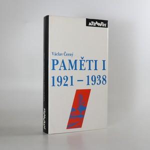 náhled knihy - Paměti I. (1921-1938)