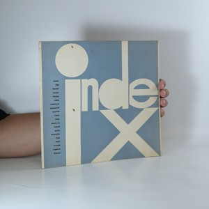 náhled knihy - Index (podpisy některých autorů, viz foto)
