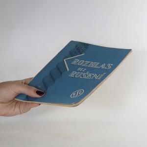 antikvární kniha Rozhlas bez rušení, neuveden