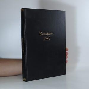 náhled knihy - Kožařství. Svázané časopisy, čísla 1-12 (kompletní ročník 1989)