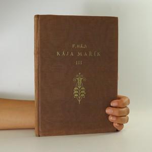 náhled knihy - Školák Kája Mařík III. díl