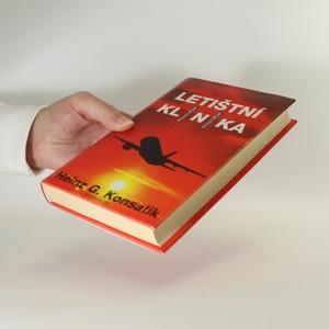antikvární kniha Letištní klinika, 1995