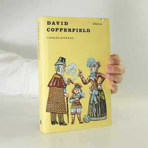 náhled knihy - David Copperfield