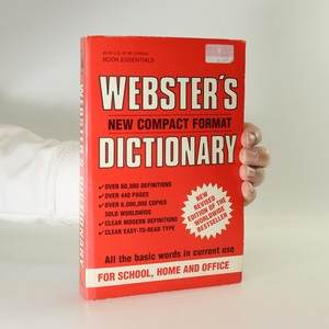 náhled knihy - Webster's New Compact Format Dictionary