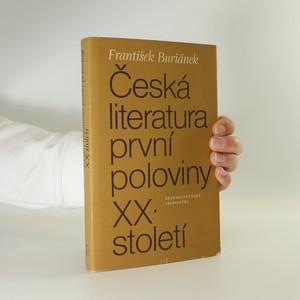 náhled knihy - Česká literatura první poloviny XX. století
