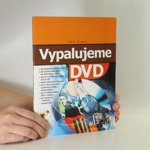 náhled knihy - Vypalujeme DVD (chybí CD)