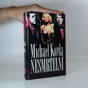 náhled knihy - Nesmrtelní