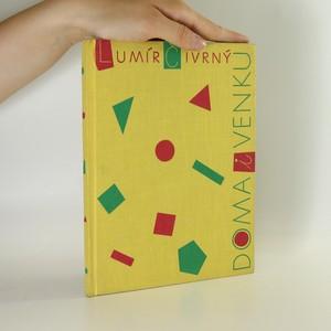 náhled knihy - Doma i venku