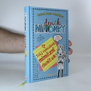 náhled knihy - Deník mimoňky. Tvůj vymazlený mimózní deníček