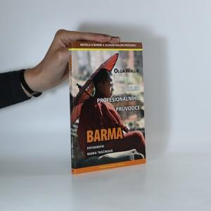 náhled knihy - Barma. Pohled profesionálního průvodce