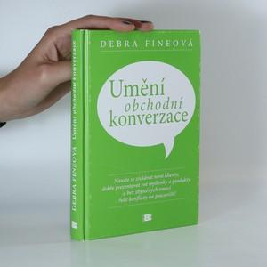 náhled knihy - Umění obchodní konverzace