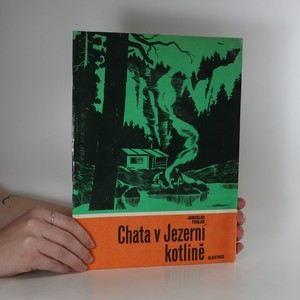 náhled knihy - Chata v Jezerní kotlině