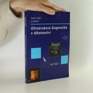 náhled knihy - Ultrazvuková diagnostika v těhotenství