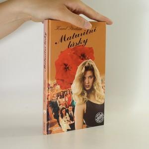 náhled knihy - Maturitní lásky