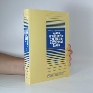náhled knihy - Zákon o veřejných zakázkách a koncesní zákon