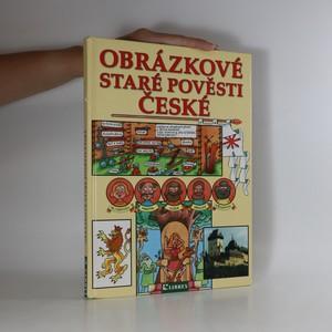náhled knihy - Obrázkové staré pověsti české