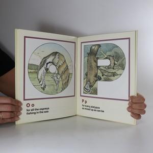 antikvární kniha The Bush Alphabet, 1990