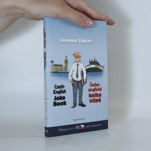 náhled knihy - Czech-English Joke Book. Česko-anglická kniha vtipů