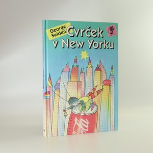 náhled knihy - Cvrček v New Yorku