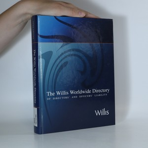 náhled knihy - The Willis worldwide directory of directors' and officers' liability