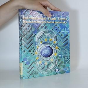 náhled knihy - Mezinárodní obchodní podmínky. International Trade Terms