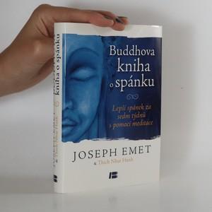 náhled knihy - Buddhova kniha o spánku. Lepší spánek za sedm týdnů s pomocí meditace