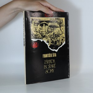 náhled knihy - Záhada božské sómy