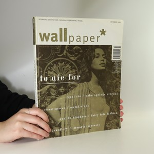 náhled knihy - Wallpaper* October 2002