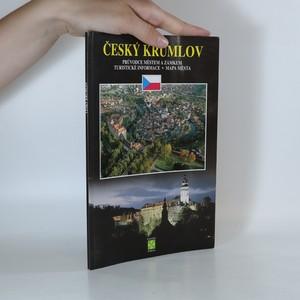 náhled knihy - Český Krumlov. Průvodce městem a zámkem