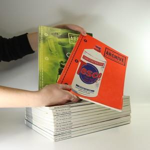náhled knihy - Lurzer's Int'l Archive. Ads, TV and Posters World-Wide. 1996-2003 (13 čísel, nekompletní)