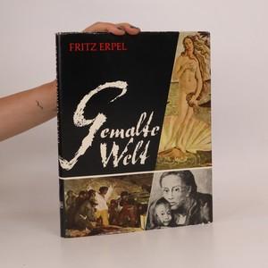 náhled knihy - Gemalte Welt