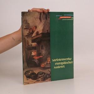 náhled knihy - Meisterwerke europäischer Malerei