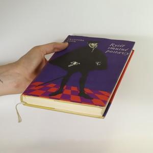 antikvární kniha Rytíř smutné postavy, 1958