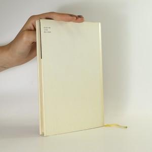 antikvární kniha Pro koho krev, 1968